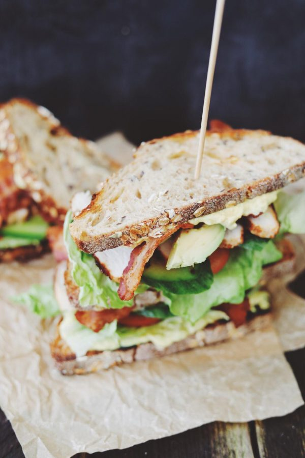 Luksus Club Sandwich