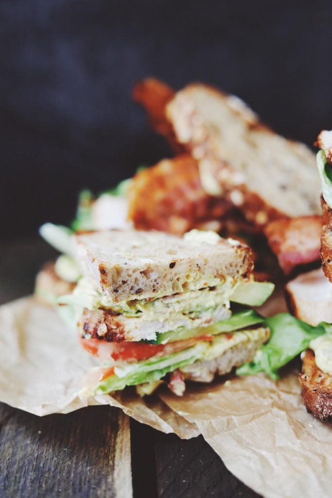 Luksus Club Sandwich