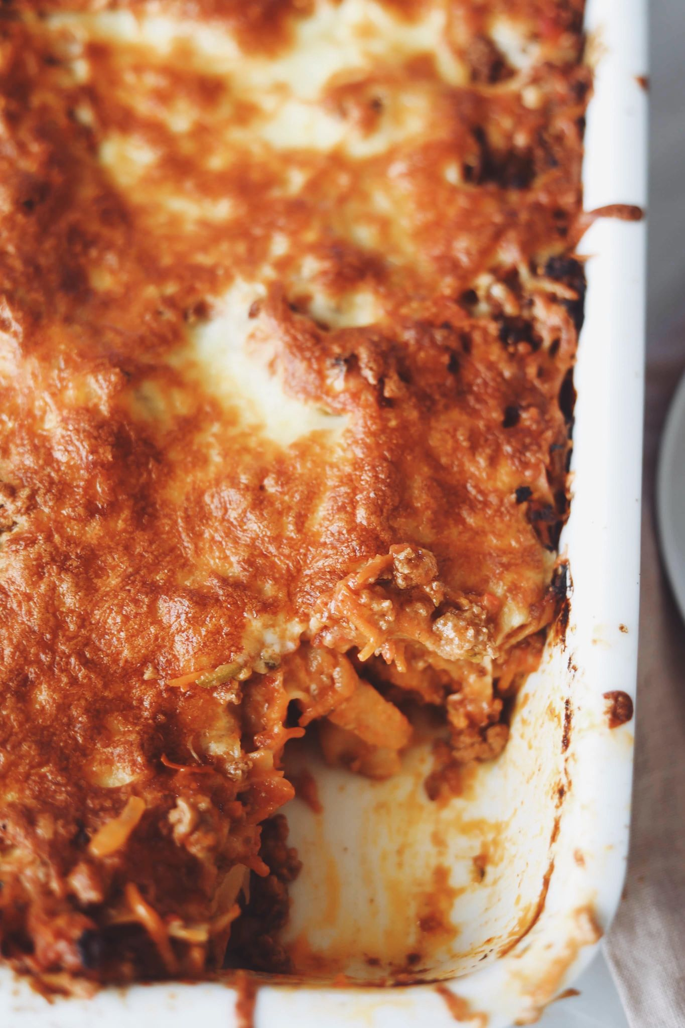 Lækker lasagne
