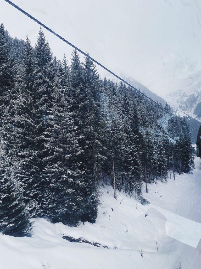 Skiferie i Ischgl, Østrig