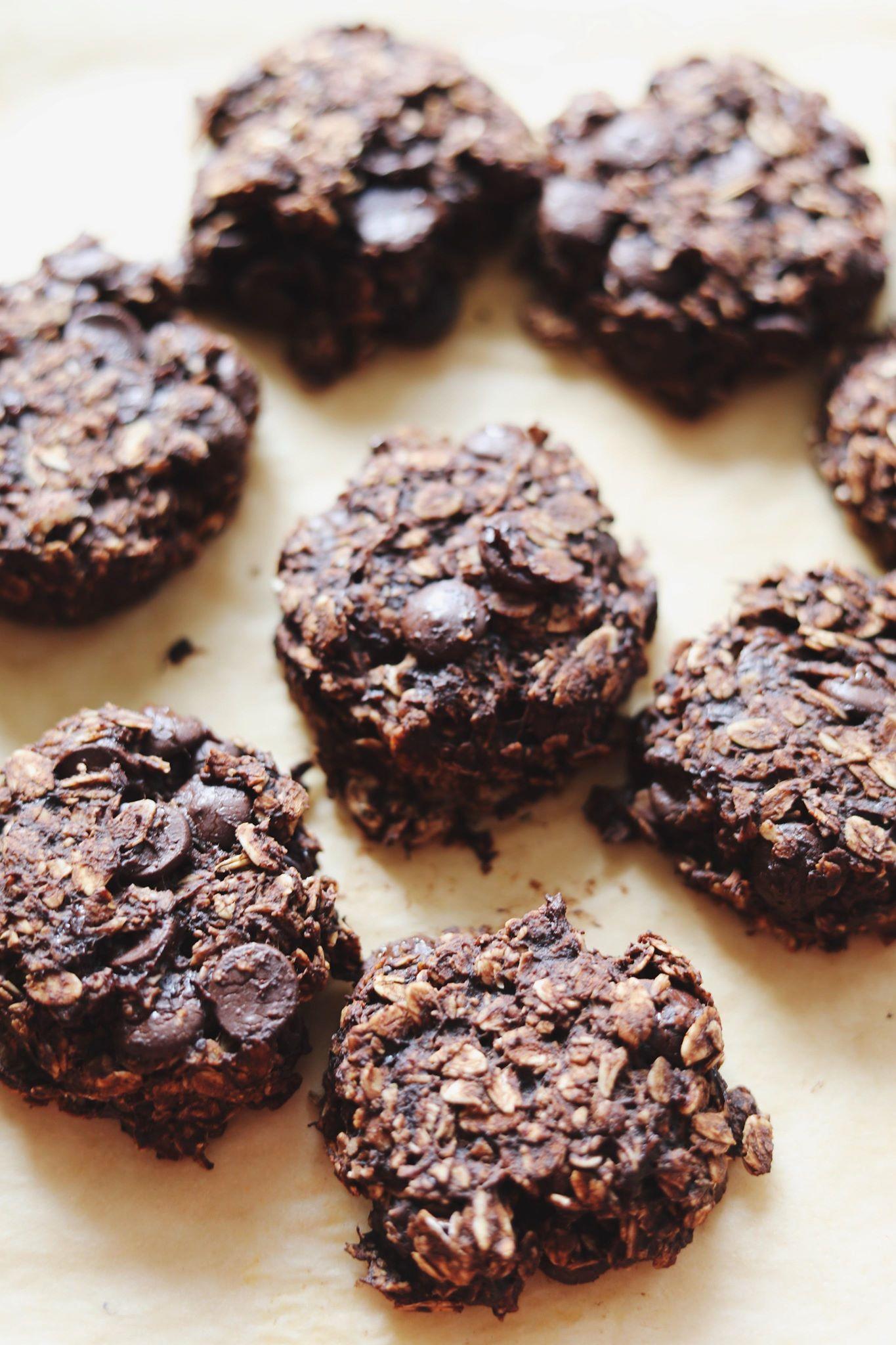 Sundere chokoladecookies
