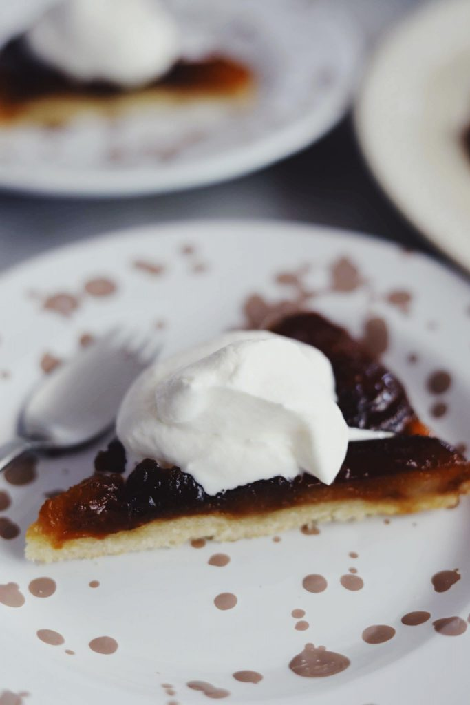 Tarte tatin – fransk æbletærte