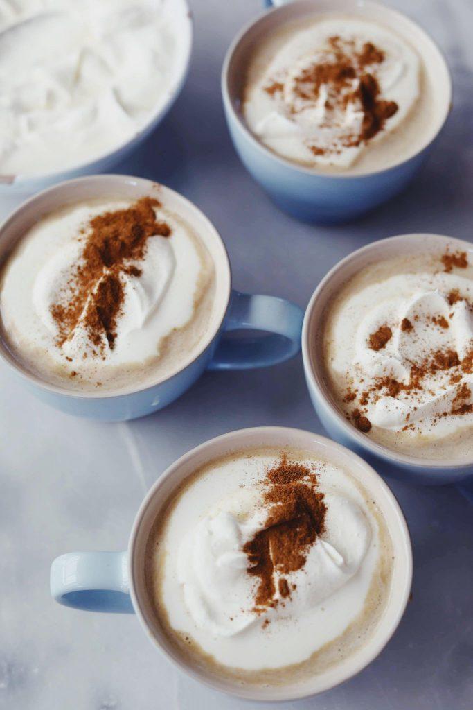 Fredagshygge- Pumpkin spice latte