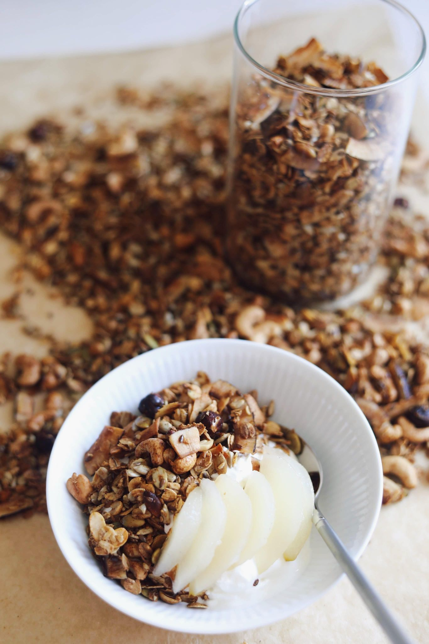 Sprød granola