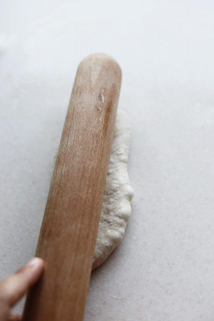 Hjemmebagte panini brød