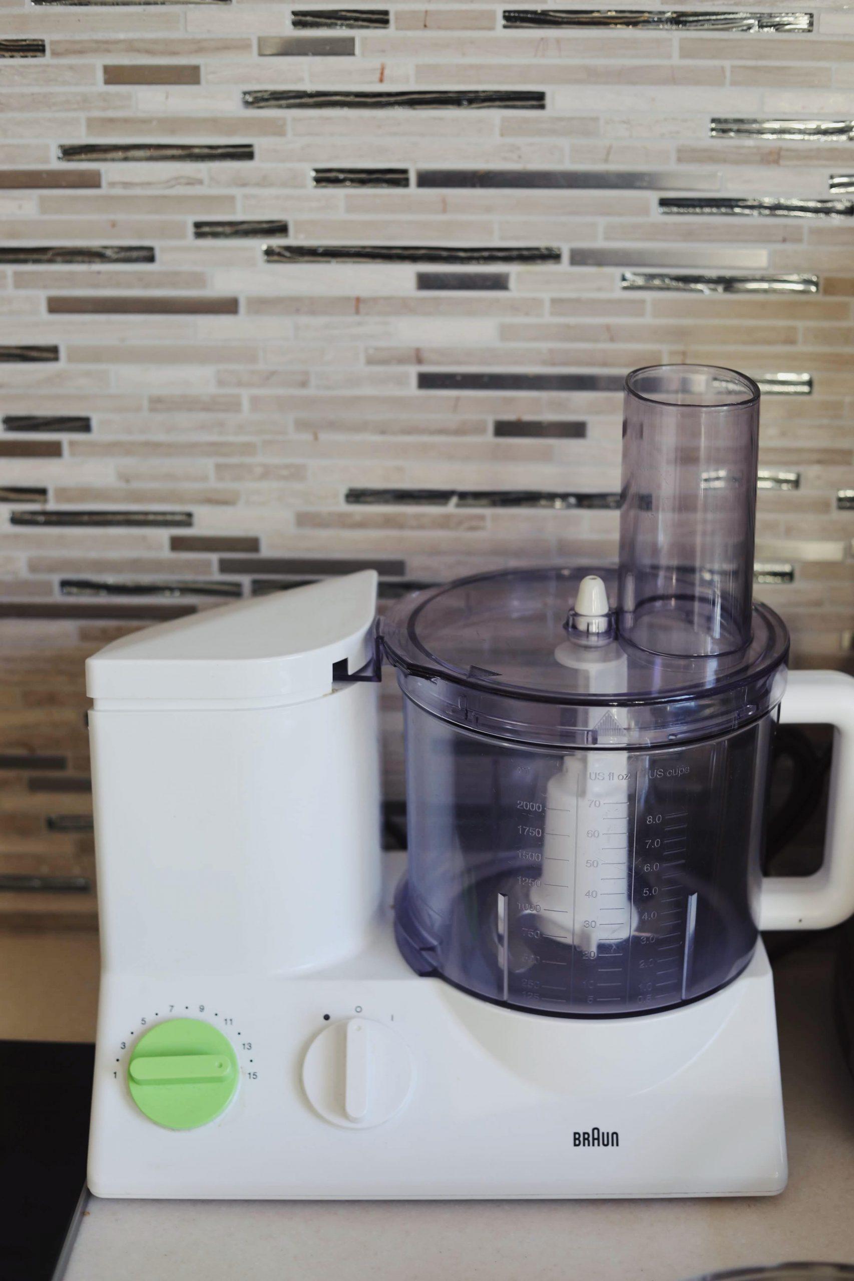 Mine favorit køkkenmaskiner