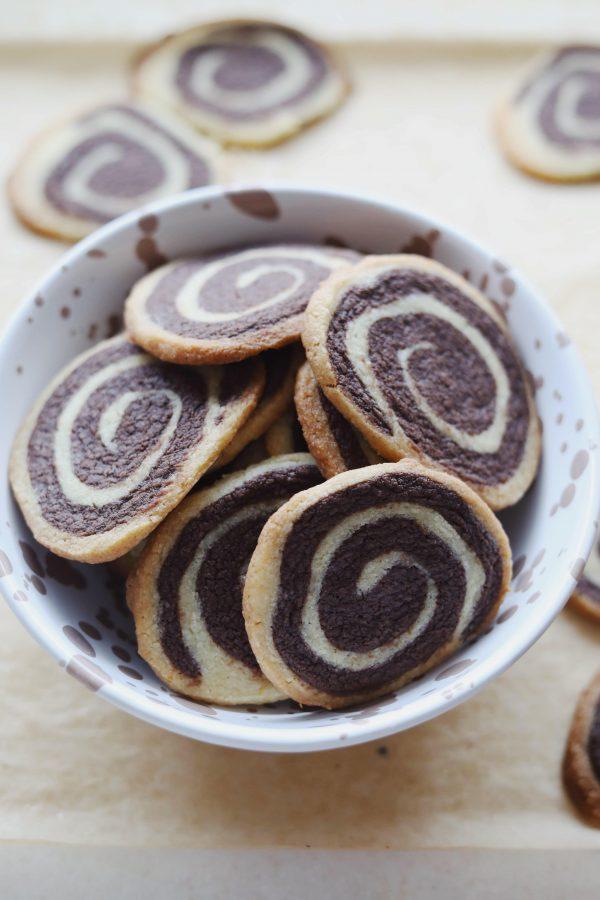 Spiral småkager (rouladesmåkager)