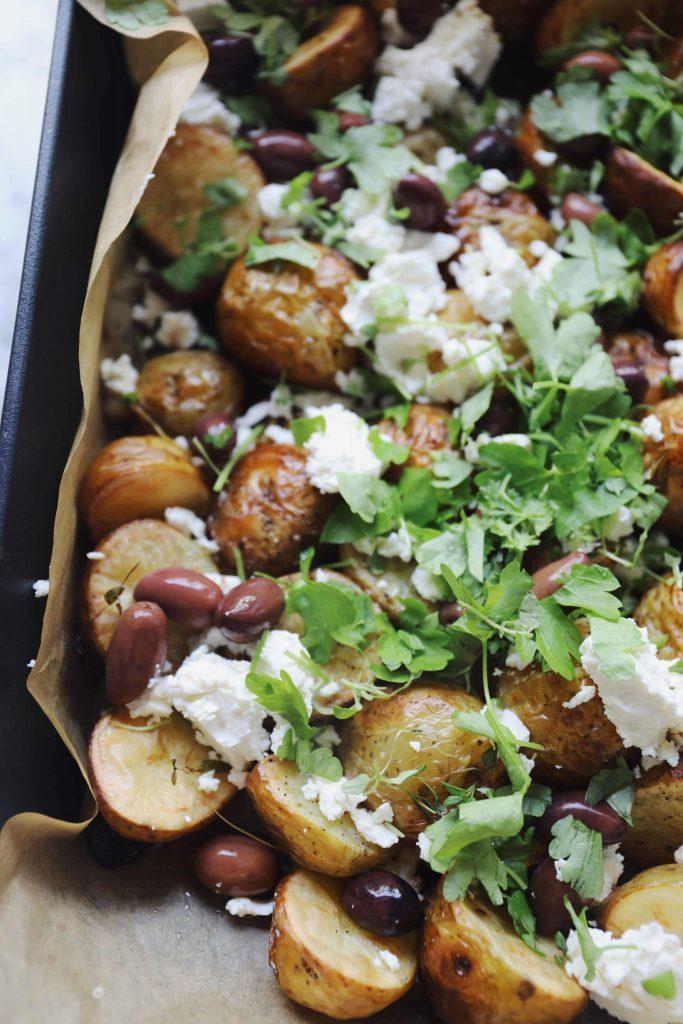 Græske kartofler
