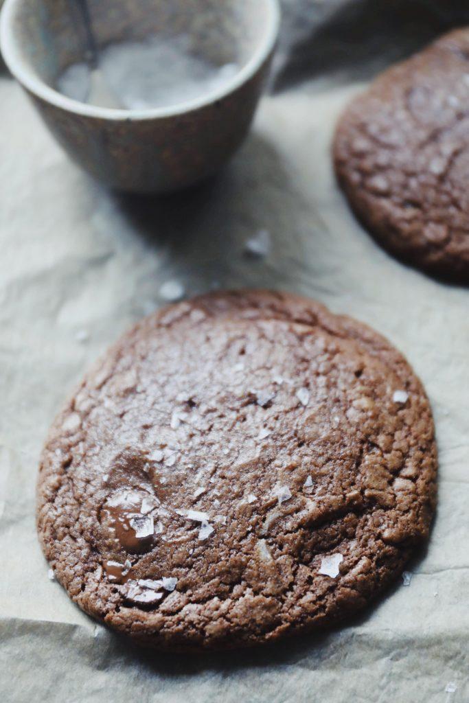 Kladdkaka cookies