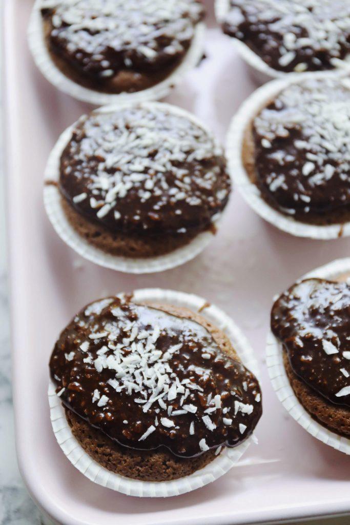 """Muffins ala """"den du ved nok"""""""